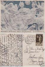 # BANCO DI NAPOLI: 1937-38 MOSTRA ROMANITA'