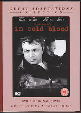 In Cold Blood (1967) Book and DVD set - Robert Blake Scott Wilson, Truman Capote