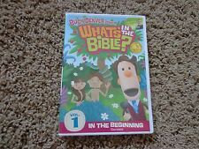 Buck Denver asks...What's in the Bible? Vol. 1 In the Beginning Genesis EUC