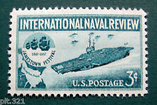 Sc # 1091 ~ 3 cent International Naval Review Issue