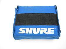 Shure Soft Vercro Case - Demo, Free Shipping