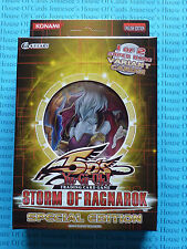 Yu-gi-oh Storm Of Ragnarok Special Edition STOR English NEW BNIB
