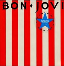 Bon Jovi Livin On A Prayer UK limited edition 4-track Gatefold 12""