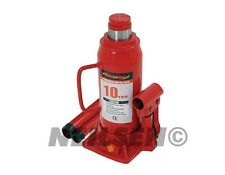 10 ton Hydraulic  Bottle Jack Car Van Truck Lorry Lift Lifting Garage Workshop