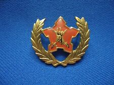 SA SOUTH AFRICA AFRICAN ARMY MILITARY 5 YEARS SERVICE BADGE 30mm