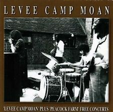 LEVEE CAMP MOAN - SAME PLUS PEACOCK FARM FREE CONCERTS