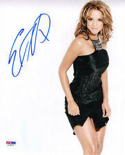 Eva LaRue SIGNED 8x10 Photo DWTS CSI: Miami PSA/DNA AUTOGRAPHED