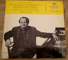 VINYL LP: Beethoven Piano Sonatas 14, 8 and 23 - WILHELM KEMPFF, Piano