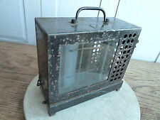 Antique French Thermohygraph (humidity measure) by Jules Richard, Paris