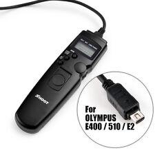 TC-UC1 Timer Remote shutter for OLYMPUS XZ-2  E-P3 E-PL3 E-PL5 EM-5 OM-D E-M10
