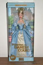2003 Collector Edition Dolls of the World PRINCESS OF THE DANISH COURT BARBIE