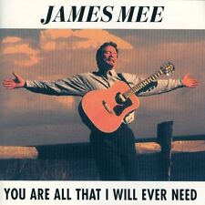 JAMES MEE - YOU ARE ALL THAT I WILL EVER NEED - 14 TRACK MUSIC CD - LN - F936