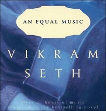 Vikram Seth 2 CDs An Equal Music 2+ Hours Featured In The Best-Selling Novel
