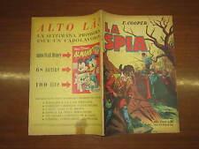 WALT DISNEY ALBO D'ORO N°167 LA SPIA  23-7-1949