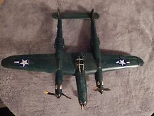 Vintage Lockheed P-38 Fighter Plane, Probably Homemade