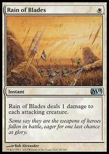 MTG 2x RAIN OF BLADES - PIOGGIA DI LAME - M13 - MAGIC