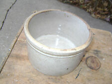 Collectible and Useful sm Stoneware Kitchen Crock.