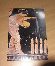 EROTICA UNIVERSALIS Postcard Kunstkarte Sittengeschichte Griechen Antike Phallus