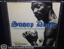 SNOOP DOGG - FROM THA CHUUUCH TO DA PALACE 2002 CD (EX+/EX+)
