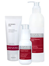 ZENMED Skin Support System for Dry Skin, Anti-Redness, Rosacea Treatment