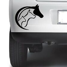 Animals Lover Cat Dog Horse Vinyl Decal Sticker Car Truck Window Bumper Wall