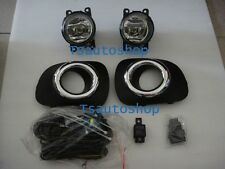 FOR MITSUBISHI MONTERO/ PAJERO SPORT 2010-13 SET KIT FOG LAMP SPORT LIGHT