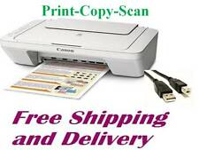 NEW model Canon 2520 (3520) photo printer-scanner-copier+Free USB-home business