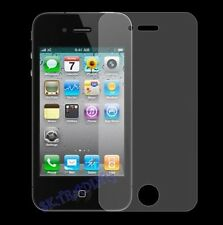 3X CLEAR FRONT SCREEN PROTECTOR COVER FOR IPHONE 4S 4 4G APPLE FILM GUARD LCD