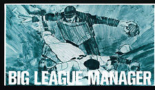 Orioles vs Dodgers Big League Manager 1966 World Series Baseball  Game mint