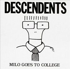 Milo Goes to College by Descendents (CD, May-1993, SST)