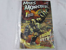 Miles the Monster  (NASCAR DOVER)1st edition collector's comic L.E of 25,500
