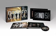 Bond 50 - Collection Five Decades of James Bond 007 DVD 22-Disc New (2012)