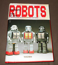 Robots, Spaceships And Other Tin Toys - Hardback Taschen Book