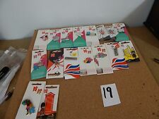 17 x Official London 2012 Olympic games pin badges including LTD Editions set 19