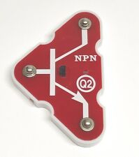 Snap Circuit NPN Q2 Red Transistor Replacement Part