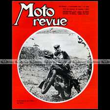 MOTO REVUE N°1863 GREEVES ANGLIAN WESSEX 250 RANGER HARLEY-DAVIDSON STORY 1967