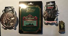 Disney Pins - DSF - Jungle Book Live LE Pin Set INCLUDING LE750 Movie Ticket Pin