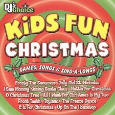 DJ's Choice: Kids Fun Christmas by DJ's Choice (CD, Jun-2003, Turn Up the Music)