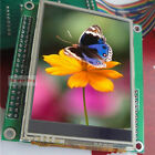 "2.8"" TFT LCD Module + PCB Adapter + Touch Panel Screen + SD Card Cage"