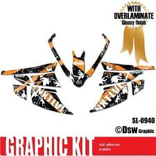 SLED GRAPHIC KIT DECAL WRAP FOR ARCTIC CAT Z1 F8 F6 F5 F SERIES 2007-2012 SL0940