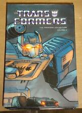 TRANSFORMERS PREMIERE COLLECTION VOL 2 IDW FURMAN HB  9781600104374