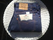 Levis Men 517 Vintage Deadstock 34x32 Orange Tab USA Cone Mills Denim Levi Jeans