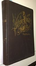 Victor Hugo Novels: V 5.: Hernani / The Kings Diversion / Ruy Blas, c 1887, Coll