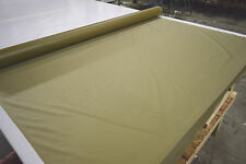 "TAN 499 40D 1.6 OZ COATED NYLON RIPSTOP FABRIC 59""W HAMMOCK MATERIAL WATERPROOF"