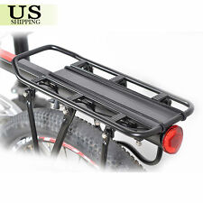 Cycling Bicycle MTB Bike Rear Rack Luggage Carrier Shelf Bracket Seat Post Mount