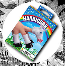 Handicorn- The Unicorn For Your Hand- Finger Puppet Camp Gay Joke Gift Magical