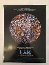 I AM 11x15 PROMO MOVIE POSTER