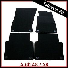 Audi A8 / S8 2002 2004 2005...2007 2008 2009 Tailored Fitted Carpet Car Mats
