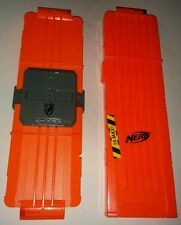 Nerf Lot 18 Max and Flip Clip Cartridges Magazines