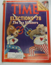 Time Magazine Elections A Tourist's China October 1978 052815R